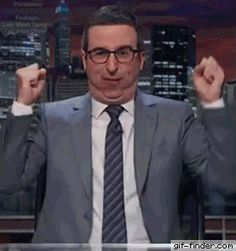 John Oliver – Fuck You | Gif Finder – Find and Share funny animated gifs