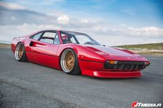 Us Cars, Sport Cars, Race Cars, Ferrari 288 Gto, Ferrari Car, Tuner Cars, Car Wheels, Modified Cars, Armored Vehicles