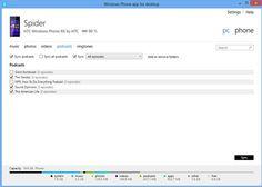 windows-phone-desktop-sync http://wmsurface.com/windows-phone-8-desktop-sync-now-out-of-beta/