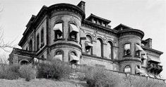 The most haunted house in America...  1129 Ridge Avenue in the North Side of Pittsburgh