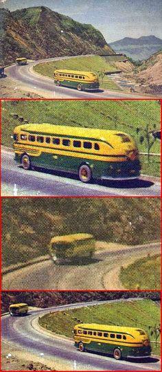 Expresso Brasileiro | Ônibus Antigo S.B.C.