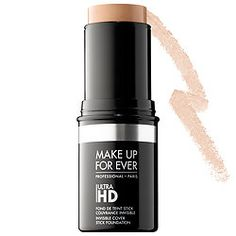 all MAKE UP FOR EVER QTY C$50.00 FREE SHIPPING MAKE UP FOR EVER Ultra HD Invisible Cover Stick Foundation ITEM 1713163 SIZE 0.44 oz 597 REVIEWS 30K LOVES EXCLUSIVE ADD TO BASKET ADD TO LOVES FIND IN STORE enter postal code COLOR 115 = R230 - Ivory