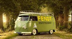 9 opvallende creaties met Volkswagen-busjes - Autoblog.nl