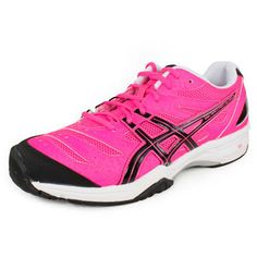 The Asics' Women's Gel Solution Slam Gym Swag, Tennis Gear, Court Shoes, Women's Shoes, Asics Women, Sport Wear, Sports Shoes, Shoe Sale, Designer Shoes