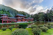 DONE.  Byodo-In Temple in Oahu, Hawaii