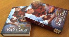 AD apoia produção e venda de livro beneficente 'Sabores do Mestre Cuca'