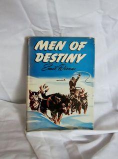 Vintage Hardcover Book Men of Destiny by Emil Dionne by VistaChick
