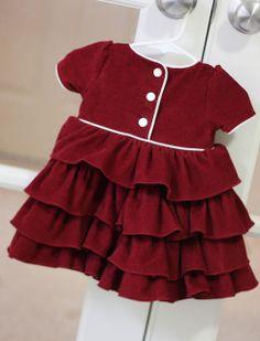 Lola's Christmas Dress