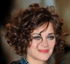 Marion Cotillard Short Curls - Short Hairstyles Lookbook - StyleBistro