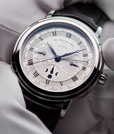 Learn all about caring for your timepiece. Stylish Watches, Cool Watches, Watches For Men, Dream Watches, Luxury Watches, Fossil Watches, Men's Watches, Raymond Weil, Mens Toys
