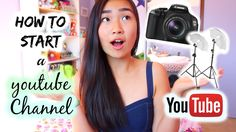 How to Start a YouTube Channel! (Using Music, Getting Views, Cameras, etc.) | JENerationDIY