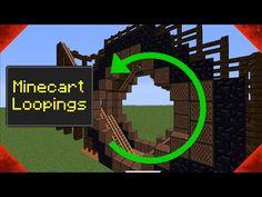 Loopings in Minecraft 1.11/1.12 | Redstone Tutorial [ENG SUB] - YouTube