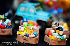 Encontrando Ideias: Tema Brinquedos
