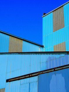 warehouse #blue