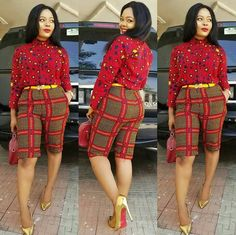 We have super stylish ankara styles inspiration that will make you look dazzling and outstanding. African Attire, African Wear, African Women, African Dress, African Style, African Fashion Ankara, Ghanaian Fashion, African Print Fashion, African Prints