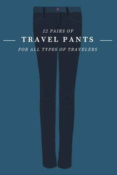 If you do any amount of traveling, you should definitely consider purchasing a good pair of women's travel pants. Here are our reviews of the best travel pants for all budgets.