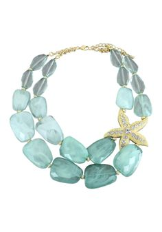 Starfish Jewel Necklace - Blue Will this work with my starfish?