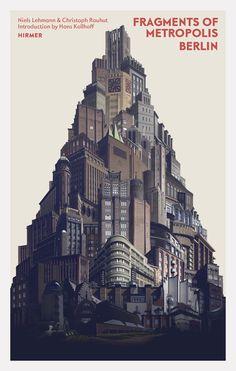 Cover für Fragments of Metropolis