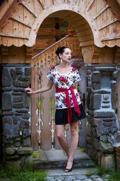 Fashion Inspired by Polish Highlander Folk Costume #Goral #Zakopane
