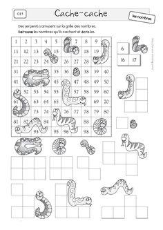 Ateliers mathématiques (numération et calcul) - Caracolus