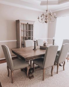 Yay to the weekend! And yay to finding a dining table! We've been hunting for years for the perfect one and finally… Happy Saturday, Paint Colors, Julie Ann, Dining Table, 3 Years, Hunting, Furniture, Home Decor, Instagram