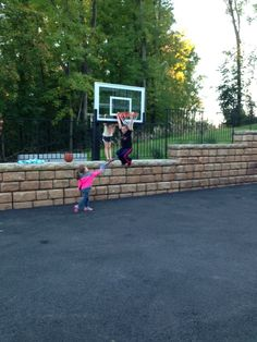 1000 images about sport court on pinterest basketball for Sport court basketball hoop