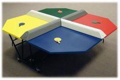 4 way ping pong!