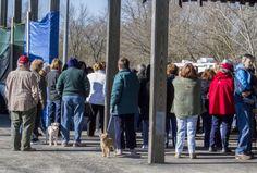 Happy Feet Barn Hunt trial, Oak Creek, Wisconsin, April 2014