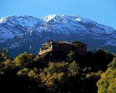 Atlas Mountains #Travel #Morocco http://www.memphistours.com/Morocco/Morocco-Travel-Packages/Morocco-Adventure-Tours