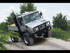 Mercedes Benz Unimog, Mercedes Truck, Big Trucks, Pickup Trucks, Lego Unimog, Arnold Schwarzenegger, 4x4, Universal Motor, Super 4