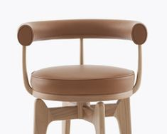 ONE DAY... Charlotte Perriand wooden prototype re-editions by cassina