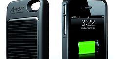 solar iPhone hülle...