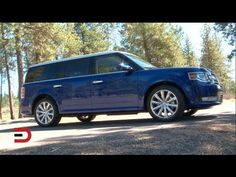 2013 Ford Flex Limited AWD Review on Everyman Driver with Dave Erickson, subscribe via Youtube.com. Car Buying Guide, Ford Flex, Car Deals, 2019 Ford, Cars, Future, Ideas, Future Tense, Autos