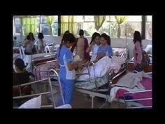 Preaching Program In Coanil Hospital Santiago De Chile (5 min video) Sri Bhakti Das: Krishna Sambandha and devotees from India …