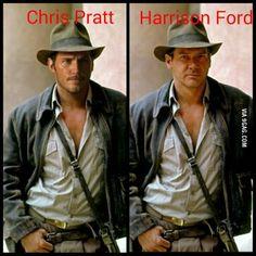 Rumor of an Indiana Jones reboot with Chris Pratt, thoughts?