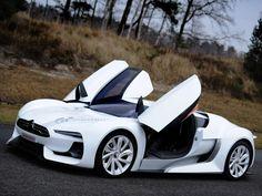 Concept Citroen GT