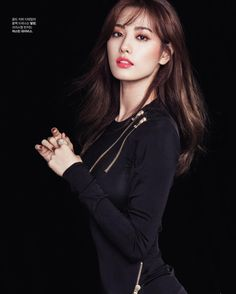 look at After School: Photo Most Beautiful Faces, Beautiful Asian Women, Korean Women, Korean Girl, Korean Beauty, Asian Beauty, Nana Afterschool, Im Jin Ah, Korean Celebrities