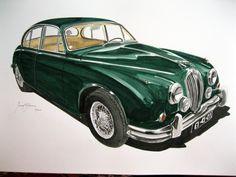 Jaguar Man Ribeiro Artwork