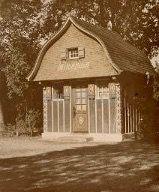 Milchhüsli im Stadtpark um 1926