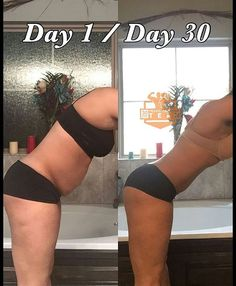 Repost From @iamseximefitness Are you skeptical about the 30 Day Transformation Team?! Well don't be!!! This program is the real deal and the tools @kathy_drayton and @lutherfreeman use is really a science!!! • With their customized plan I've watch my bod