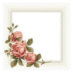Napkin with roses pattern for cross stich Flowers digital PDF counted cross stitch easter modern romantic gift Cross Stitch Rose, Cross Stitch Flowers, Romantic Roses, Romantic Gifts, Counted Cross Stitch Patterns, Embroidery Kits, Cross Stitching, Needlepoint, Tapestry