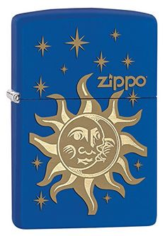 Zippo Sun and Moon Royal Blue Matte Pocket Lighter Zippo https://www.amazon.com/dp/B00M4YGAEU/ref=cm_sw_r_pi_dp_x_1nopyb6YSHGKP
