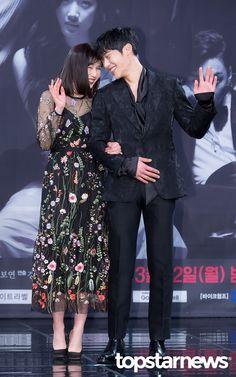 180308 '위대한 유혹자' 제작발표회 Red Velvet Joy, 우도환   출처 : 톱스타뉴스(http://www.topstarnews.net)
