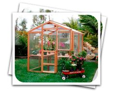 These hobby greenhouse kits come with a 4 mm double wall or a 6 mm double wall polycarbonate acting as insulation.