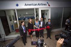 American Airlines ya tiene su primera oficina comercial en Cuba