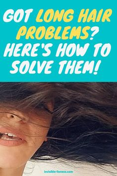 Struggling with your long hair? These tips will help you deal with common long hair girl problems! Long Hair Tips, Grow Long Hair, Easy Hairstyles For Long Hair, Vitamins For Hair Growth, Hair Vitamins, Healthy Hair Tips, Healthy Hair Growth, Diy Hair Care, Hair Care Tips