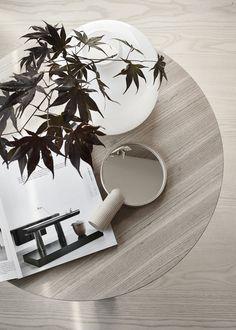 New home with a warm interior - via Coco Lapine Design blog | Scandinavian Interior Design | #scandinavian #interior