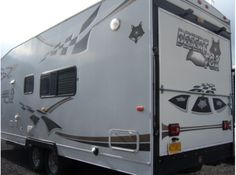 2006 Northwood Desert Fox 28K (toy hauler)