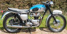 1962 Triumph Bonneville T120R