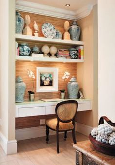 interiors and all things pretty: Decor Ideas for Nooks and Crannies